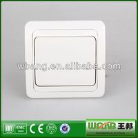 Decorative Electric Wall Switch Blank Plate
