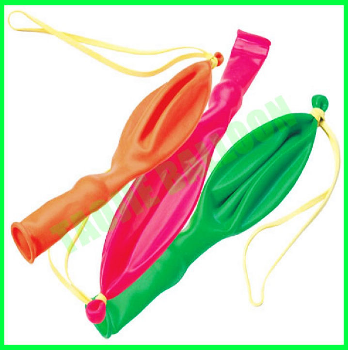 10 Gram Big Size Punch Balloon With Rubber Band