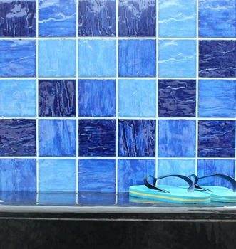 China Supplier Awesome Quality 4x4 Wave Swimming Pool Tiles For Sale For  Sale - Buy Mosaic Swimming Pool Tile,Swimming Pool Tiles For Sale,Blue ...