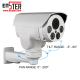 PTZ Bullet IP Camera, adjust for Pan/Tilt/Zoom,27x optical zoom ip camera