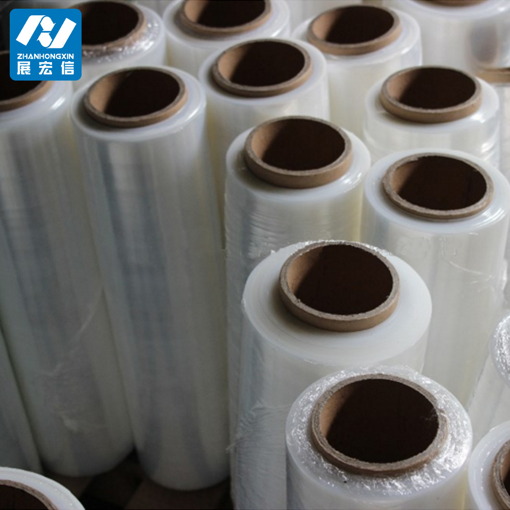 23 micron stretch film for pallet shrink wrap film hand use stretch film