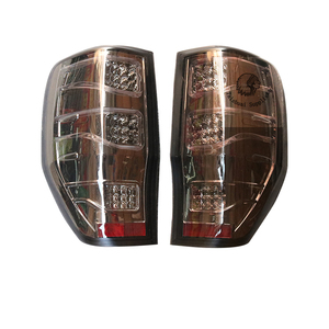 Led Taillight for Ranger T6 T7 T8 2017 wildtrak XLT 2012 2019 accessories with brake light reverse tail light