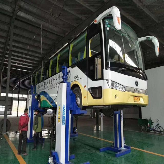 Qjj30 4c Manufacturer China Large Capacity Ponte Sollevatore Auto