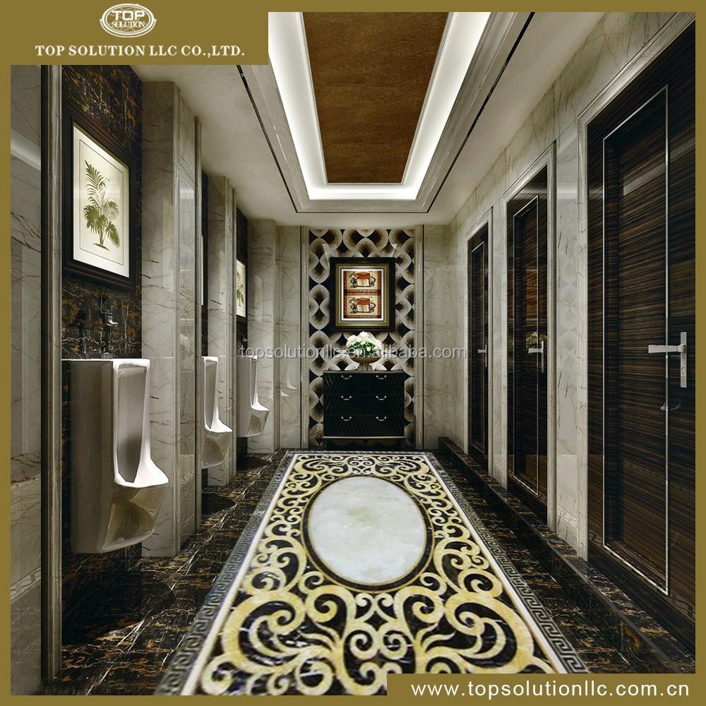 Marble Floor Pattern modern marble flooring design/waterjet medallionr/waterjet marble