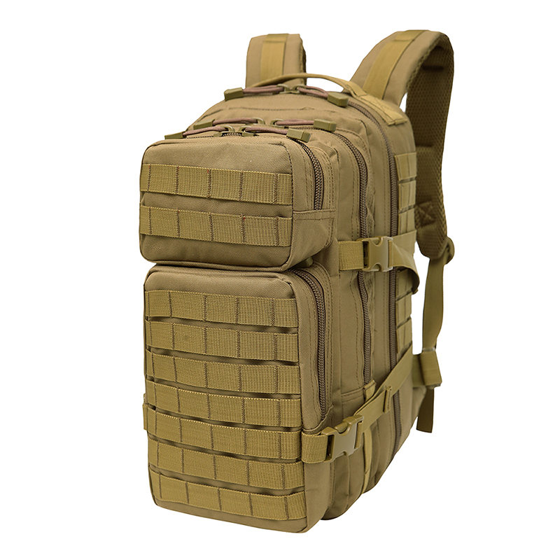 Outdoor Camping military tactical backpack bag 55L
