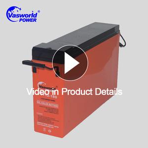 Sri Lanka Max Power 12V 150AH Deep Cycle Inverter Battery 200ah