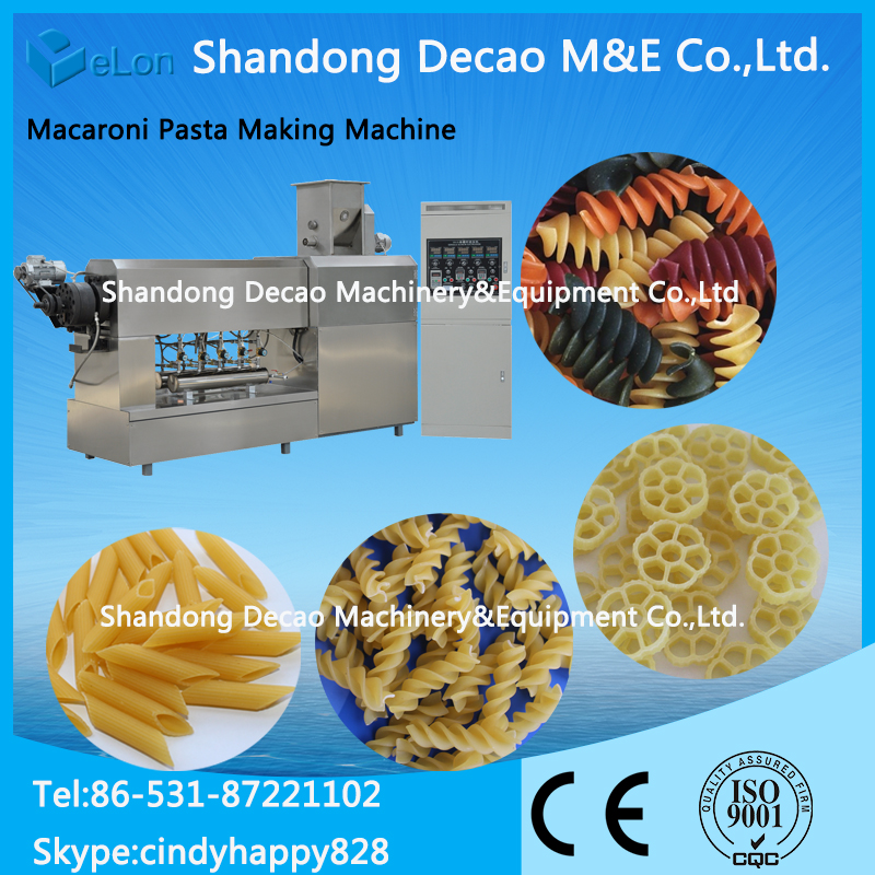 fried macaroni production equipment