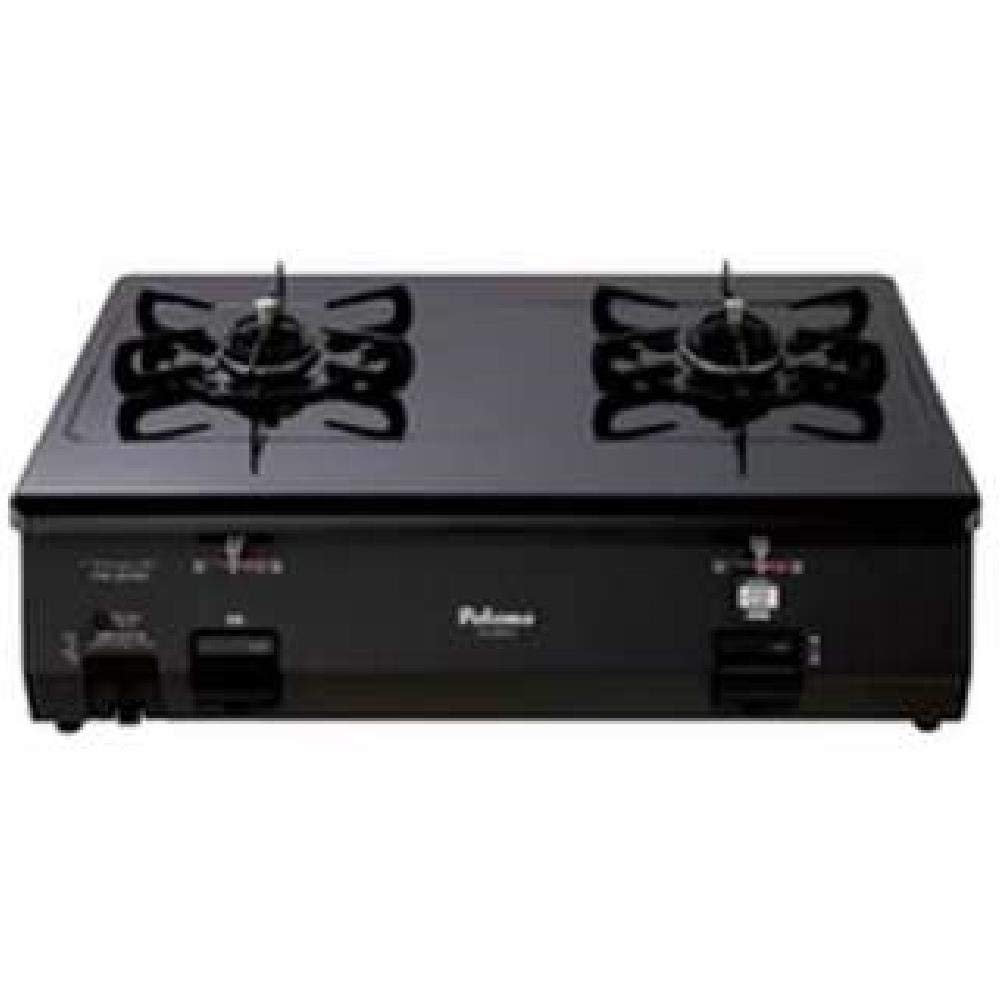 Paloma -for city gas 12A, 13A- Gas range base (there is no left strong grill) PA-209B-L 13A Japan us