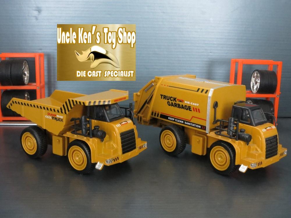 Diecast Caterpillar Toys 19