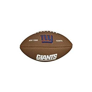 WILSON new york giants NFL mini american football by Wilson