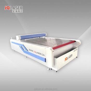 4a016be48 Rolo de tecido têxtil máquina de corte a laser de alimentação automática  para fabricação ...
