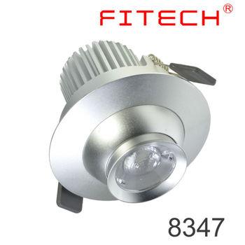 9w Cob Eyeball Downlight 110v Mini Led Spot Lighting For Living ...