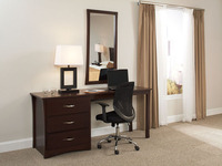 Dresser Desk bad room furniture design hotel furnitures