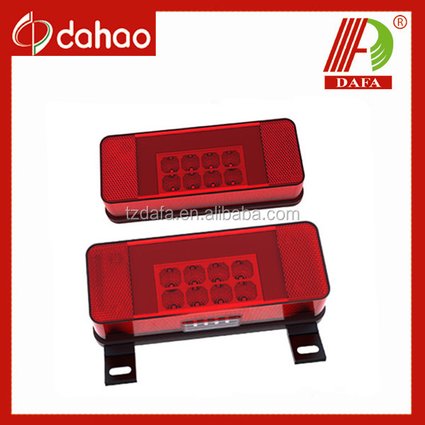 USA Surface Mount LED Tail Lights