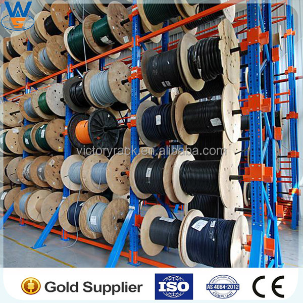 Heavy Duty Industry Cable Reel Storage Rack Buy Cable