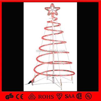 Led spiral tree led solar outdoor christmas tree light metal frame led spiral tree led solar outdoor christmas tree light metal frame giant christmas tree white red aloadofball Images