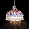 Wholesale Imitation Tiffany Lamps for Restaurant Decoration