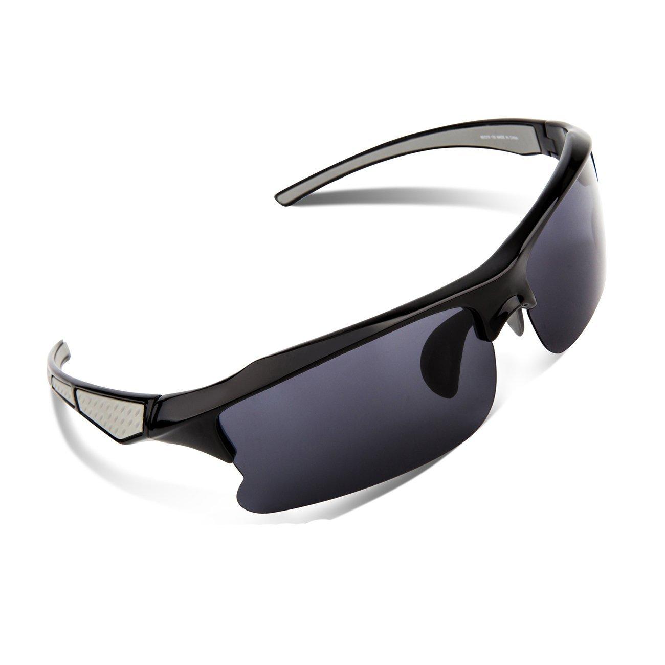 4d01037159 Get Quotations · RIVBOS® RB302 Polarized Sports Glasses Casual Cycling  Sunglasses