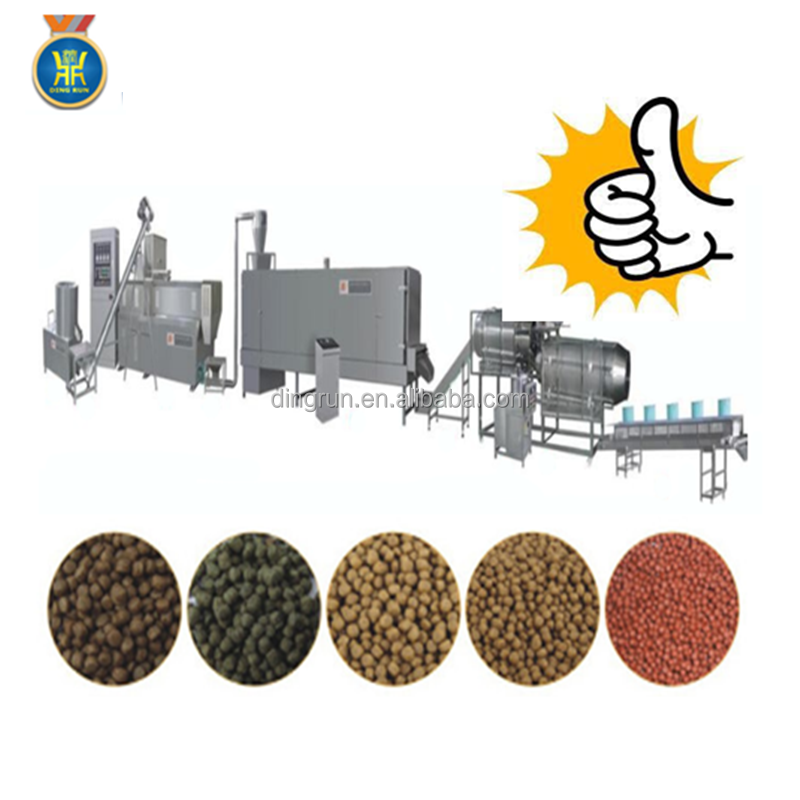 Good quality poultry chicken cattle feed production machine