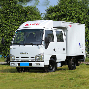Good quality isuzu carrier refrigerator truck and ice cream truck for sale