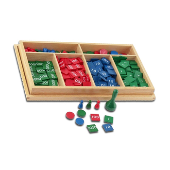Kids Learning Games Stamp Game Montessori Educational Toys For