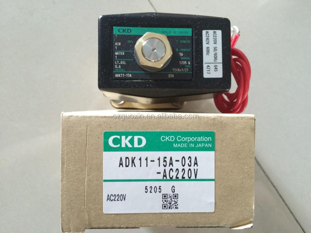 CKD Solenoid valve low price solenoid valve ADK11-15A-03A