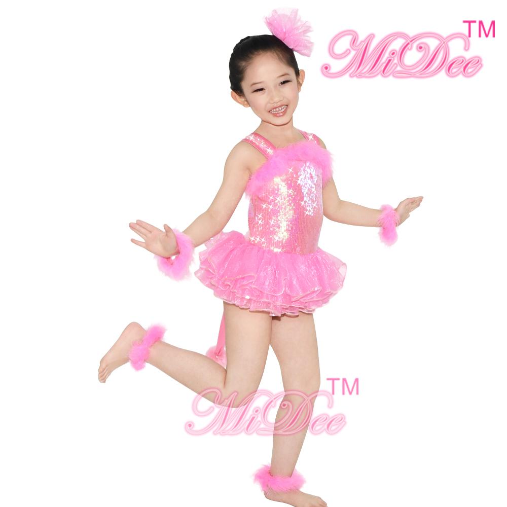 Vestidos Ballet. Affordable Midee Las Muchachas De Lentejuelas Lindo ...