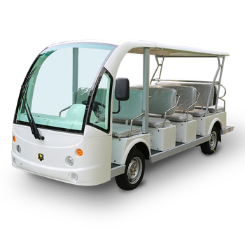 14 Seats Electric Recreational Vehicle With Ce Certificate Dn