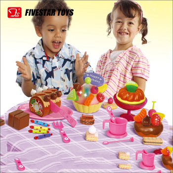 Children S Toys Girls Play House Toy Kitchen Set Plastic Birthday