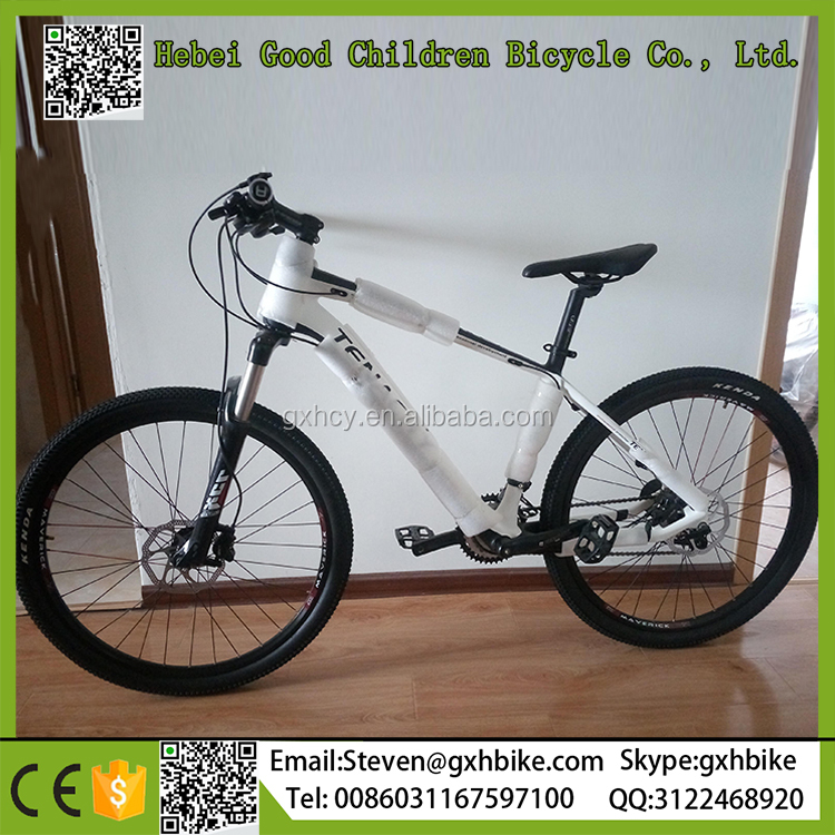 High quality Carbon fiber mountain bike 29 / 27.5 lightweight folding bicycle MTB for sale