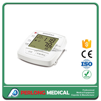Cheap 2017 New Desigh Electric Blood Pressure Meter with LCD Display
