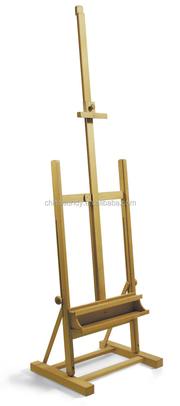 top table easel guidecraft tabletop products main wooden