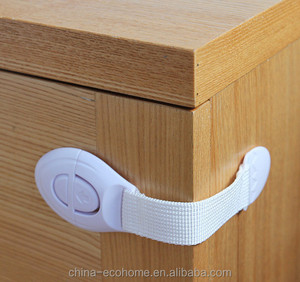 Baby safety drawer lock