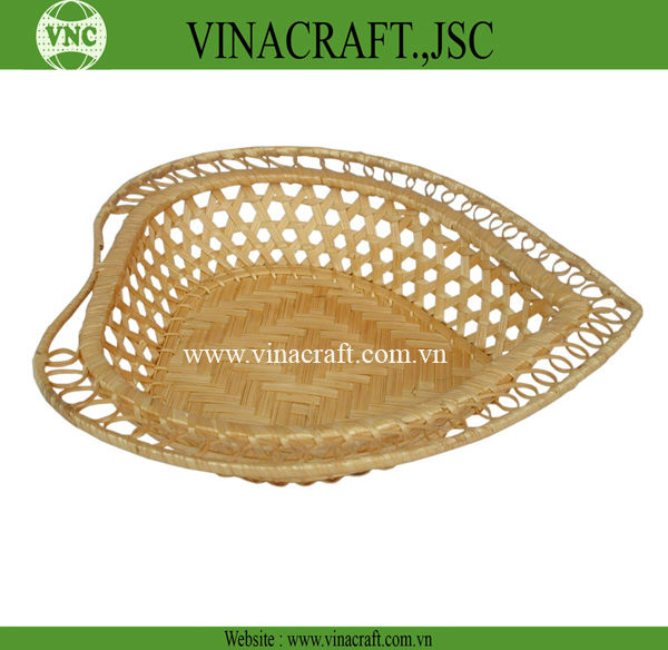 Vietnam bamboo craft for fruit