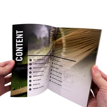 化粧品フライヤーデザイン発泡スチロールパンフレット 財布パンフレット