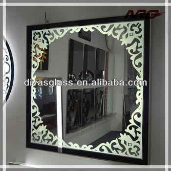 Wall Mirror Restaurant Frame Bath Mirror