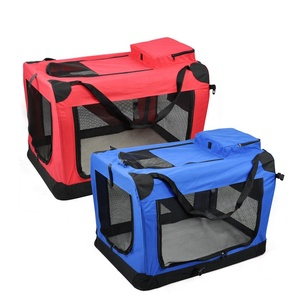 Airline Approved soft pet carrier crate dog travel crate pet travel crate