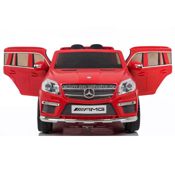 Ride On Car 12v Mercedes Kids Suv Toys