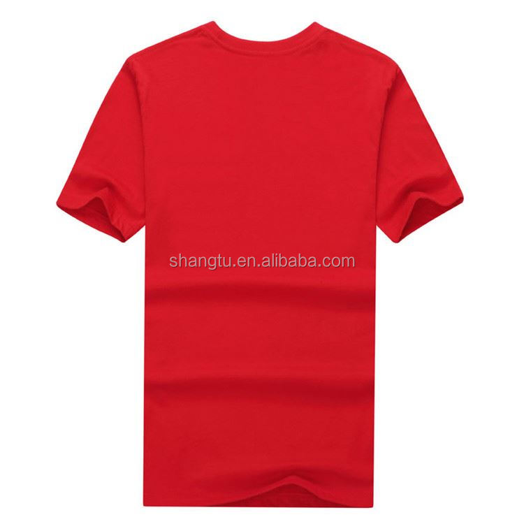 Factory supply breathable 100 fabric t-shirt polo cotton
