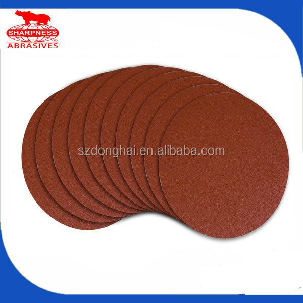 HD232 aluminum oxide sandpaper for furniture
