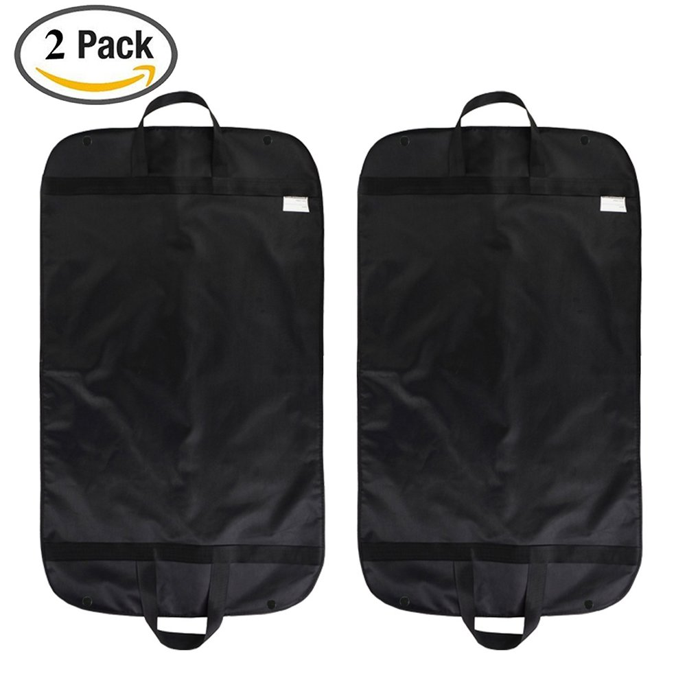 Get Quotations Travel Garment Bag Swify 2 Pack Portable Bags Cover For Wedding Dress Dance Suit