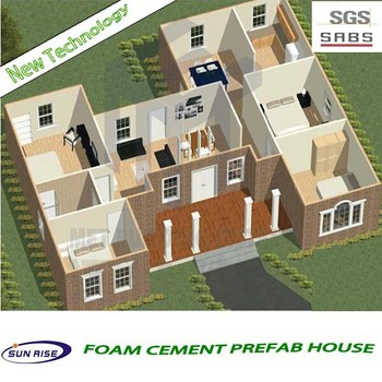 Low cost 3d bedroom house floor plan for sale of single for 3d plan maken