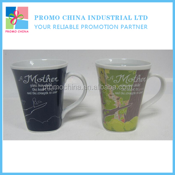 Hot Sale Customized Logo Printed Heat Sensitive Color Changing Mugs