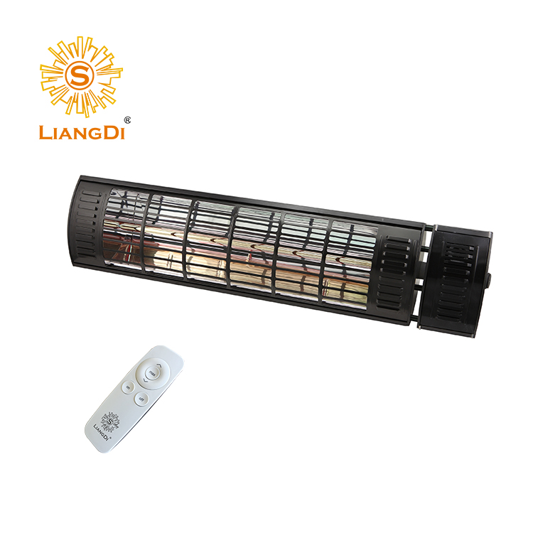 LiangDi far infrared radiant heater halogen outdoor heater