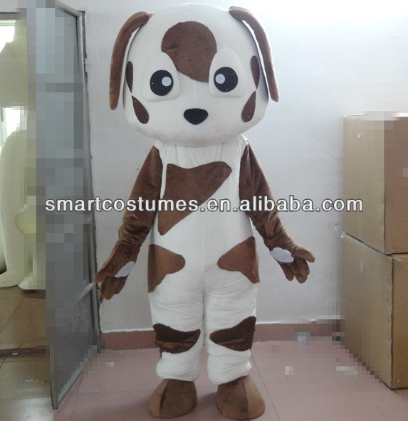 lovely puppy mascot costume adult puppy costume