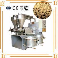 PLC control system 50T-2000T/D soybean oil press machine