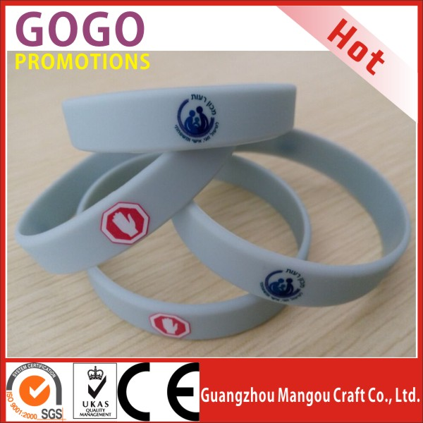 Made In China Factory Cheap Free Sample Silicone Bracelet Factory ...