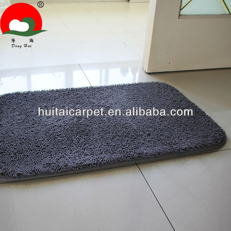 microfiber chenille bathmat living room rugs mats song zhen
