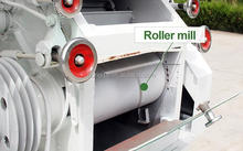 wheat/maize/corn flour roller mill plant