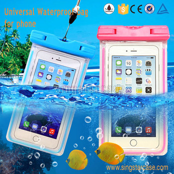Whole Cell Phone Waterproof Bag Pvc Case Pouch For Mobile